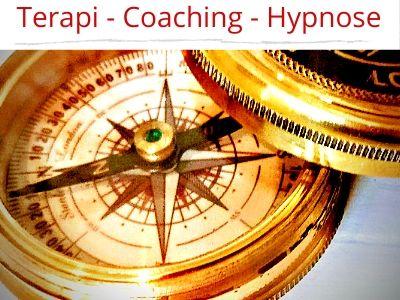 Terapi, coaching og hypnose