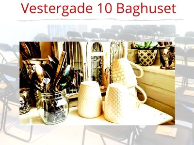 Vestergade 10 Baghuset