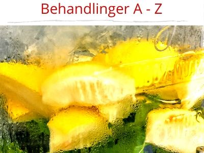 Behandlinger A-Z